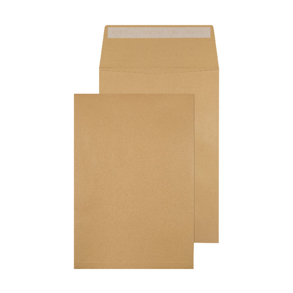 C4 Gusset Manilla Envelopes
