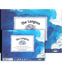Load image into Gallery viewer, Langton Watercolour Pad Rough