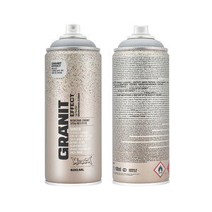 Montana GRANIT Effect Spray 400ml Light Grey