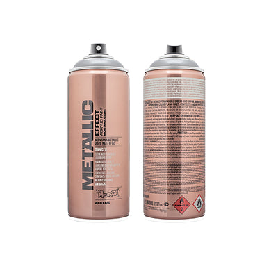 Montana METALLIC Effect Spray 400ml Titanium