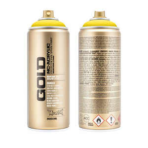 MontanaGOLD Acrylic Spray Paint 400ml