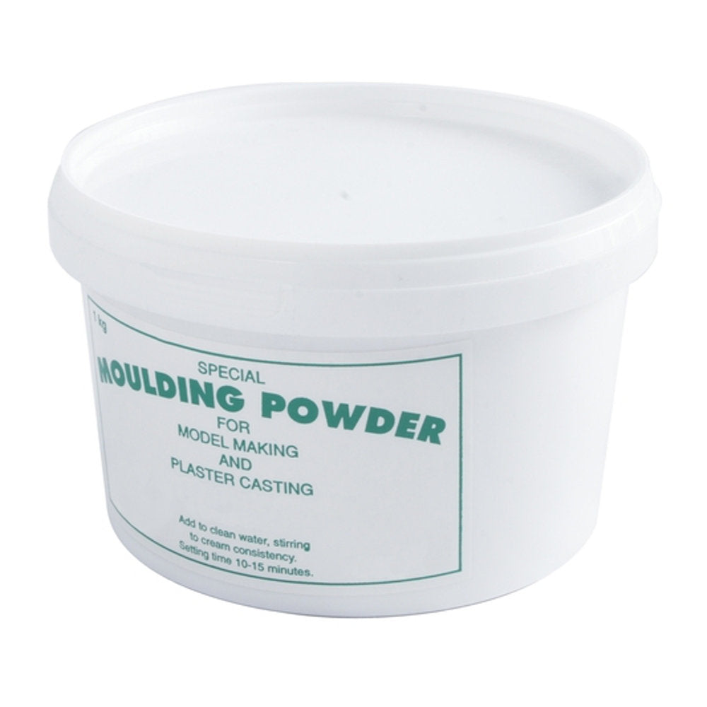 Plaster of Paris Moulding Powder