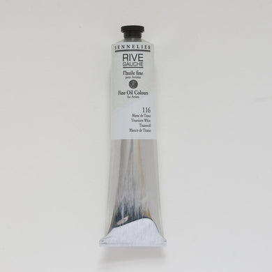 Sennelier Rive Gauche Oil Colour 200ml Tube