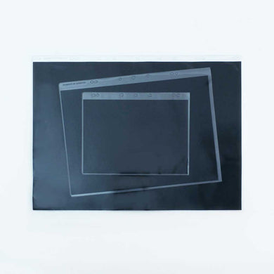 Clear Portfolio Sleeves