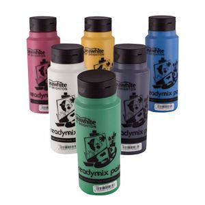 Ready Mixed Poster Paint 500ml