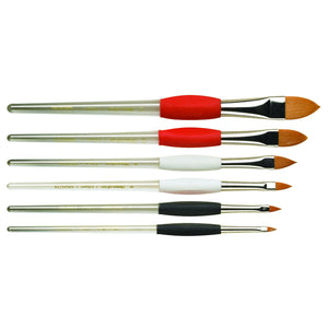 TwistGrip Filbert Brush