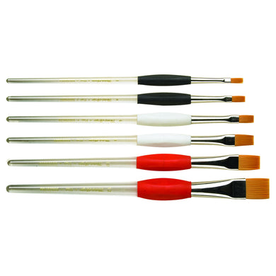 TwistGrip Flat Brush