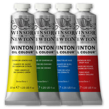 Load image into Gallery viewer, W&N Winton Oil Colour Paint 37ml Tube