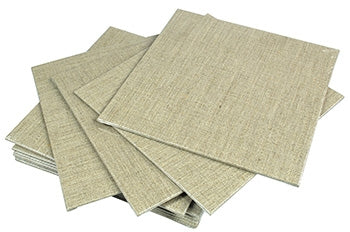 Pebeo Natural Linen Canvas Boards