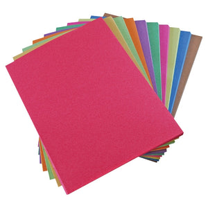 Sugar Paper A2 10 Sheets Assorted Colours