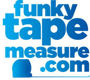 Funky Tape Measure