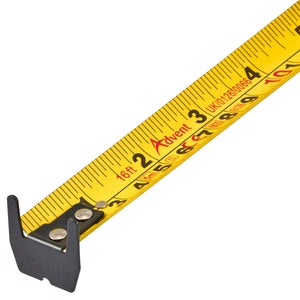 Advent 2 in 1 Gap Tape Measure 5m/16ft- Perfect for Measuring Gaps blade image