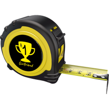 Load image into Gallery viewer, Personalised Professional 5m/16ft Tape Measure Gift - No1 Girlfriend