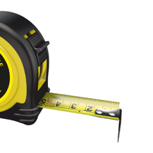 Load image into Gallery viewer, Personalised Professional Tape Measure Gift - 5m/16ft - No1 Labourer
