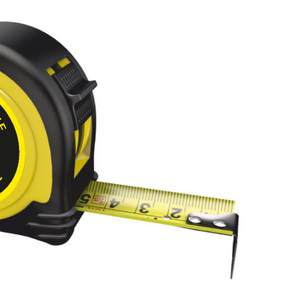 Personalised Professional Tape Measure Gift Idea - 5m/16ft - No1 Groundworker