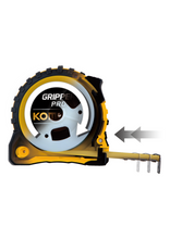Load image into Gallery viewer, Komelon Gripper Pro 8m/26ft Tape Measure