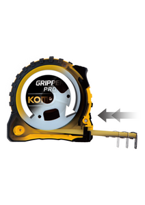 Komelon Gripper Pro 5m/16ft Tape Measure