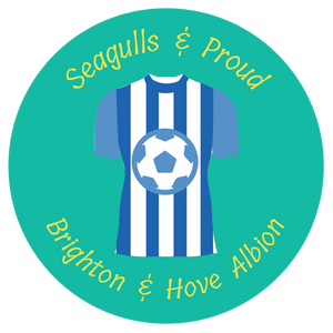 football themed gift ideas, football gifts, personalised football gifts, personalised football team themed presents, funky tape measure, personalised tape measure, personalised gift ideas, gifts for football fans, football themed gifts, Brighton & Hove