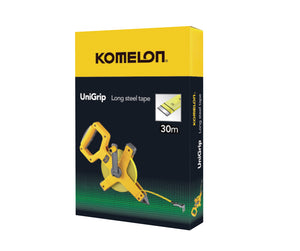 Komelon Open Reel 30m/100ft x 13mm Steel Long Tape Measure
