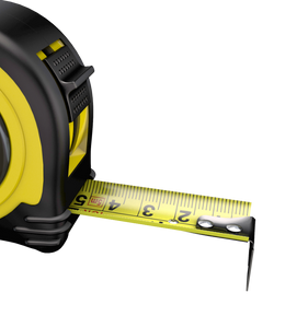 Personalised Professional Tape Measure Gift Idea - 5m/16ft - No1 Plasterer