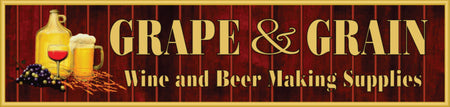 Grape & Grain Wine and Beer Supplies