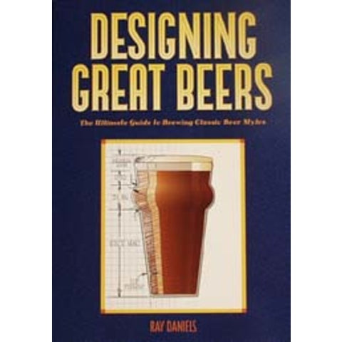 BOOK DESIGNING GREAT BEERS