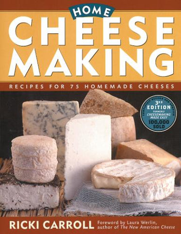 BOOK HOME CHEESE MAKING (3RD EDITION) (B1)