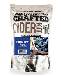 CRAFT CIDER KIT - BLUEBERRY