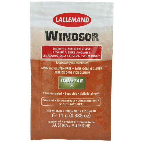 YEAST LALLEMAND WINDSOR 11g