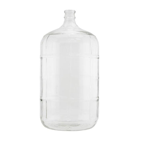 CARBOY GLASS 23 LITRE