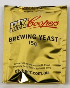 YEAST COOPERS 15g