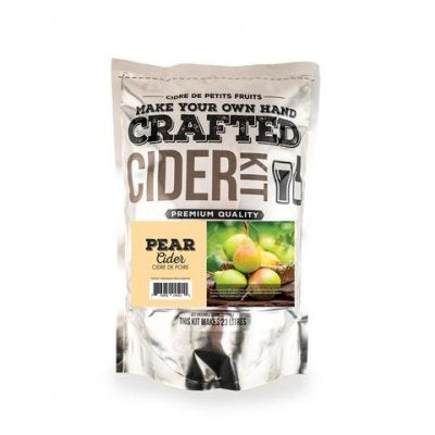 CRAFT CIDER KIT - PEAR