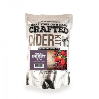 CRAFT CIDER KIT - MIXED BERRY