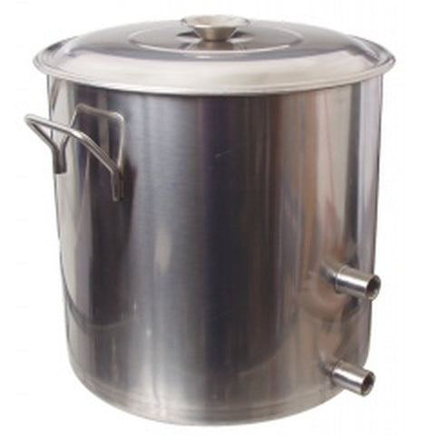 KETTLE 8.5 GAL/32 LITRE  BASIC KETTLE W/HOLES
