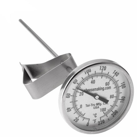 CHEESE TEL-TRU THERMOMETER  SMALL 5""