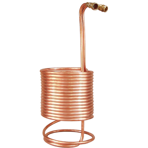 WORT CHILLER COPPER SUPER CHILLER 50'X 1/2""