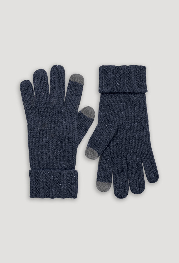 Q TWEED BLEND GLOVE