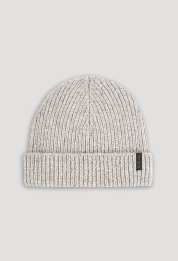 WILLIAM YAK CUFFED BEANIE