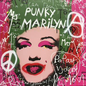 Marilyn Green - Pop Art est mort ( min 5000 CAD)