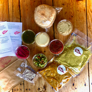Shawarma Meal Kit (Serves 2)