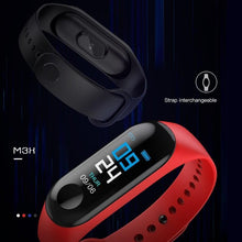 Load image into Gallery viewer, XIAOMI ORIGINAL : MONTRE BRACELET INTELLIGENT SÉRIE M3