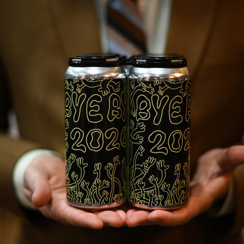 4 X Bye Bye 2020 – 473ml – India Pale Lager – 6%