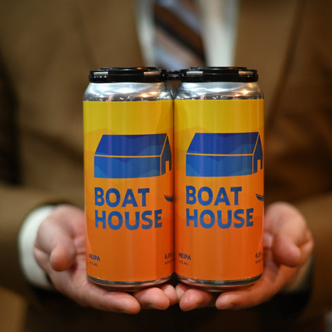 4 X Boathouse #2 – 473ml – DDH IPA – 6,8%