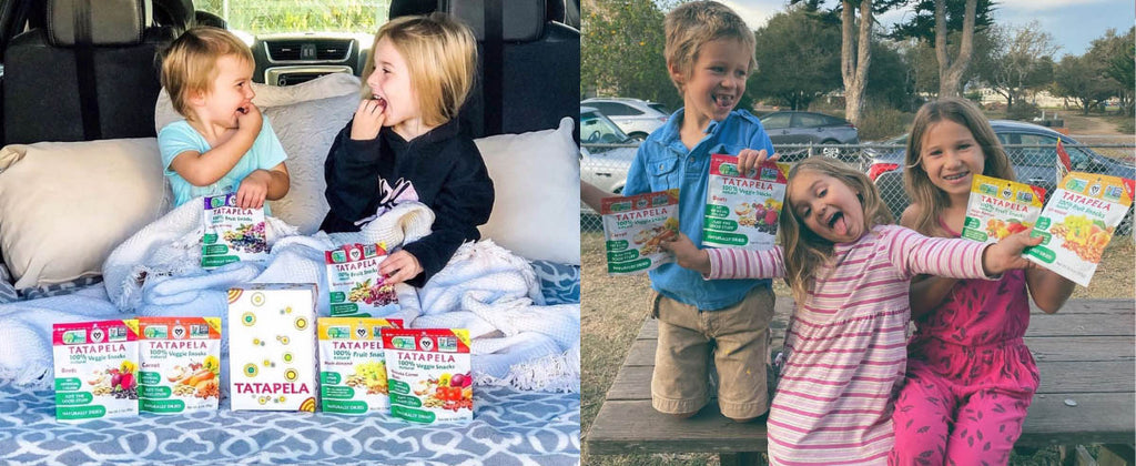Fun, Chewy Snacks for toddlers