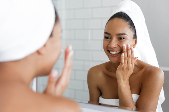 7 tips for getting rid of uneven skin tone