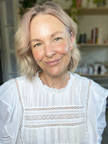 Amanda Ramsay, the over 40's beauty expert on skincare