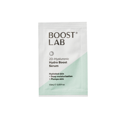 Hydro Boost Serum Sample