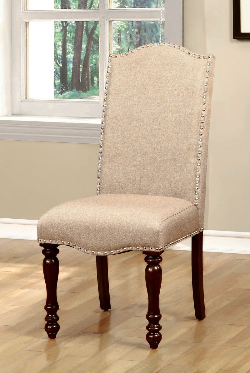 HURDSFIELD Antique Cherry Side Chair image