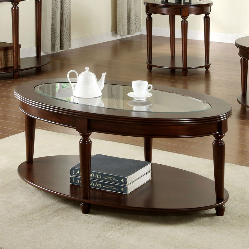 Granvia Dark Cherry Coffee Table image