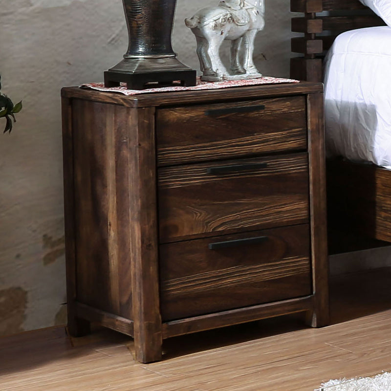 Hankinson Rustic Natural Tone Night Stand image